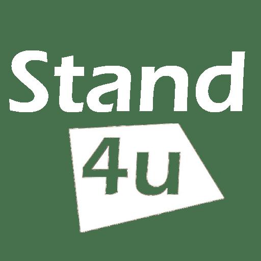 Logo Stand 4U